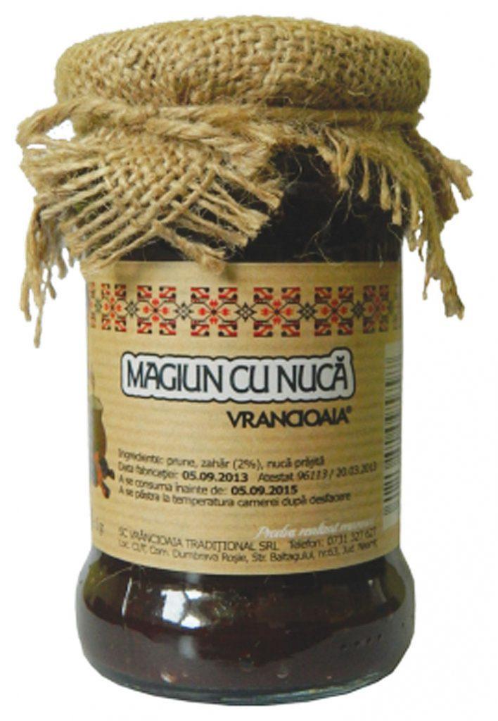 Produsele tradiţionale Vrâncioaia, un brand românesc de succes