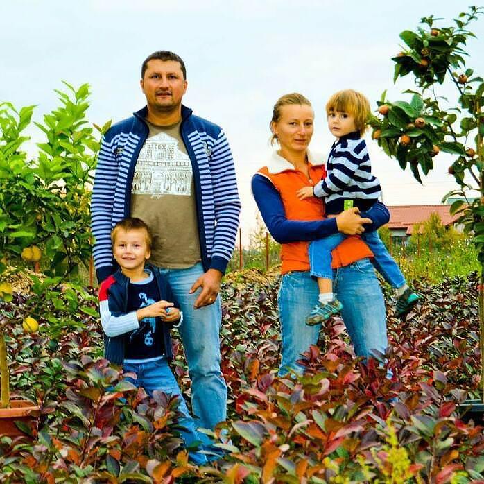 Familia-Constantin-localitatea-Garza-judetul-Giurgiu