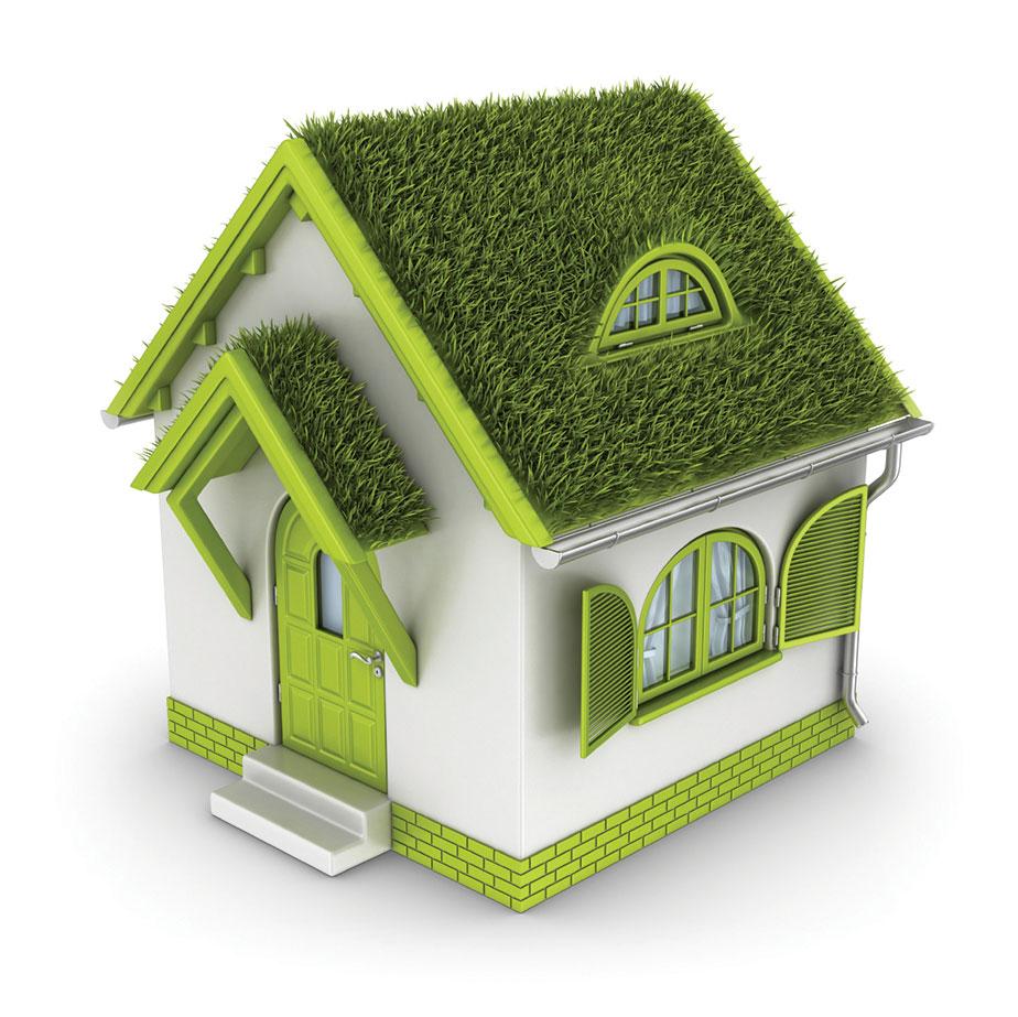 Casa verde casa verde plus i natura lansate n for Design eco casa verde