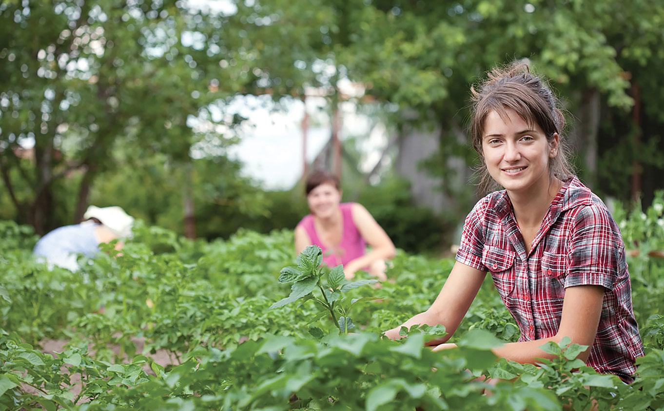 Femeie agricola